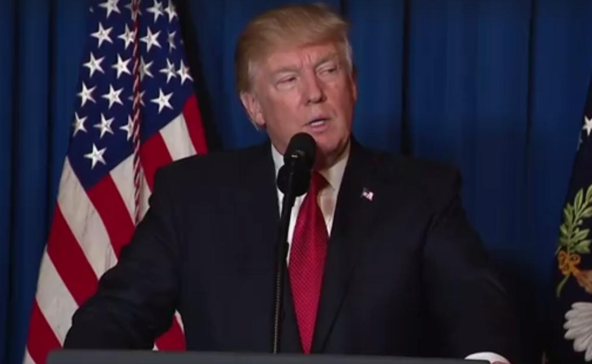 U.S. President Mr. Donald Trump
